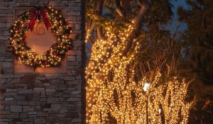 Christmas Light Installation for Hotels